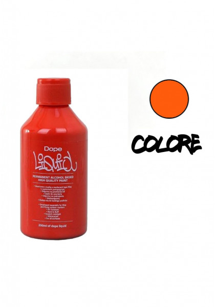 SPRAY & ACCESSORI DAY COLOR LIQUID DOPE 200ml ORANGE