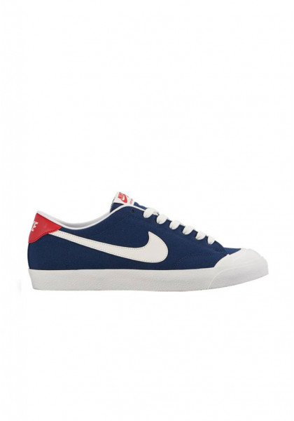 SCARPE SKATEBOARD NIKE SB ZOOM ALL COURT CK (806306 401) MDNGHT SMMTWH