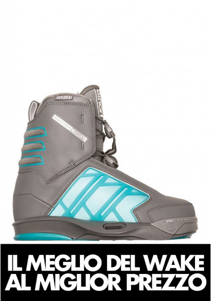ATTACCHI WAKEBOARD LIQUID FORCE FORM 4D