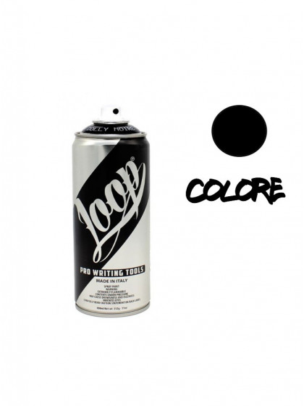 spray-&-accessori-loop-color-loop-dolly-noire-400ml-pearl-black