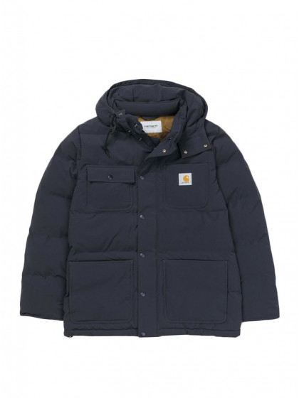 giacca-uomo-carhartt-alpine-coat-dark-navy-hamilton-brown