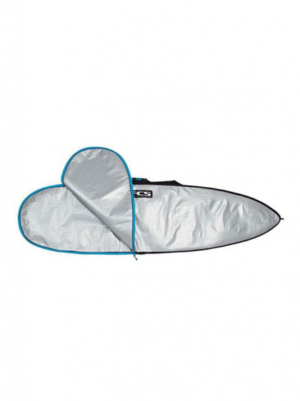 "sacca-porta-surf-fcs-7'6""-classic-fun-board-silver-tarpee"