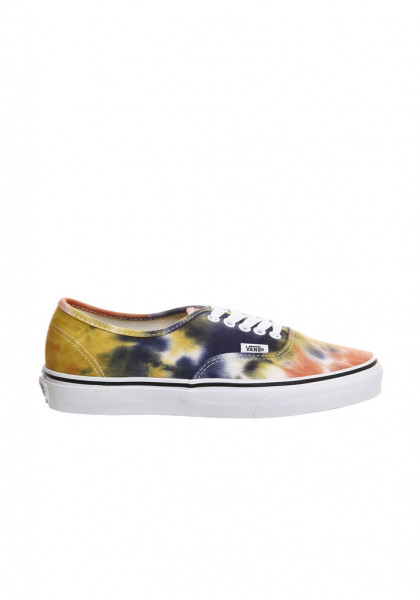 SCARPE SKATEBOARD VANS AUTHENTIC (TIE DYE) NAVY B