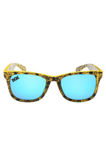 OCCHIALI DA SOLE DGK CLASSIC SHADES YELLOW