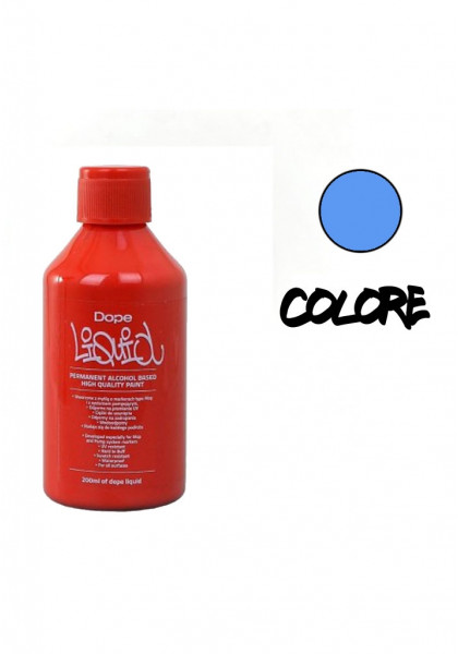 SPRAY & ACCESSORI DAY COLOR LIQUID DOPE 200ml BABY BLUE
