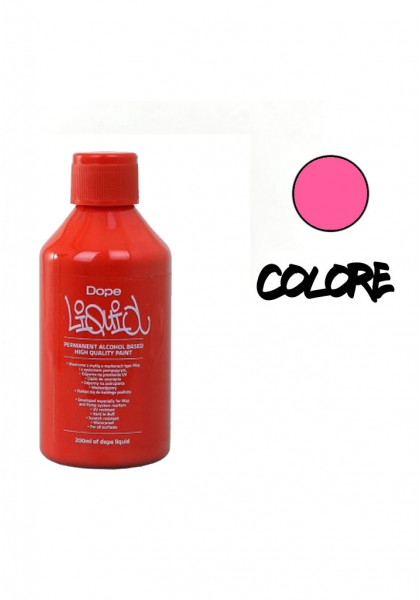 SPRAY & ACCESSORI DAY COLOR LIQUID DOPE 200ml PINK