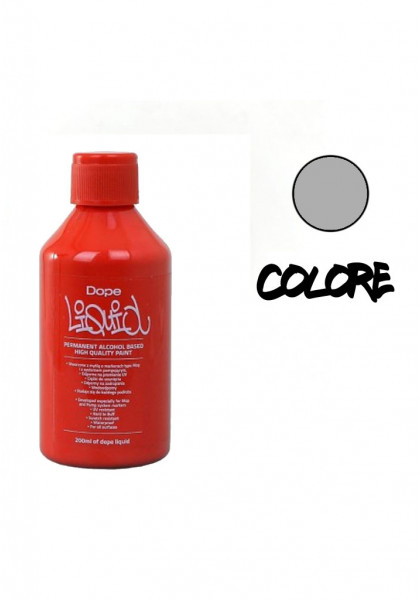 SPRAY & ACCESSORI DAY COLOR LIQUID DOPE 200ml SILVER