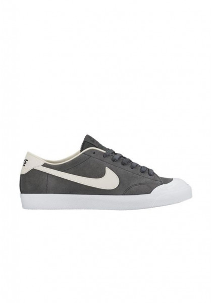 SCARPE SKATEBOARD NIKE SB ZOOM ALL COURT CK (806306 001) ANTHRA PHANTOM WHT BLK