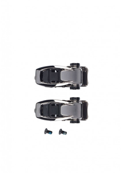 ACCESSORIO SNOWBOARD BURTON ANKLE BUCKLE SET BLACK