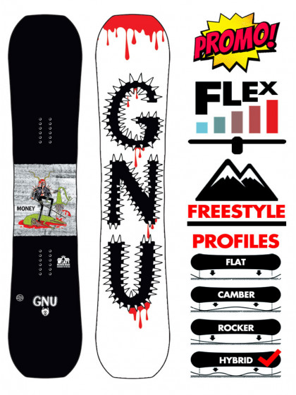 tavola-snowboard-uomo-gnu-money-2022