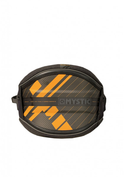 TRAPEZIO KITESURF MYSTIC MAJESTIC X WAIST HARNESS 955 BLACK ORANGE