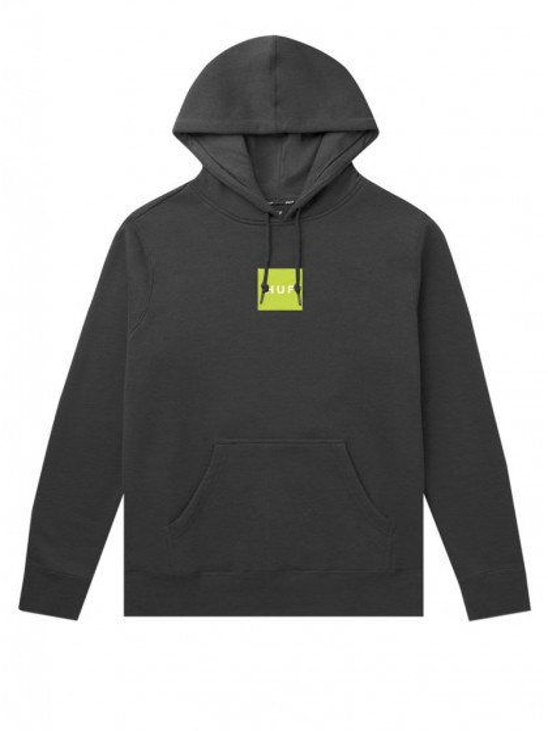 felpa-cappuccio-uomo-huf-box-logo-p/o-hoodie-black