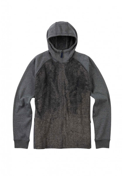 burton-rolston-fleece-fz-gray-heather