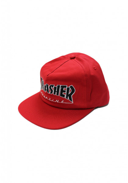 cappellino-thrasher-outlined-napback-red