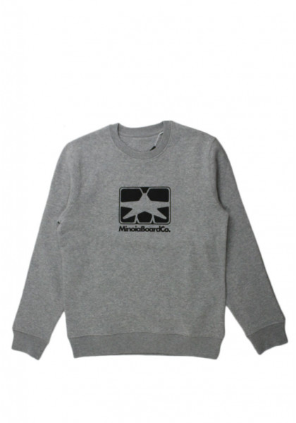 felpa-girocollo-uomo-minoia-board-co-institutional-logo-crewneck-heather-grey