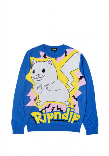 felpa-girocollo-uomo-ripndip-catch-em-all-sweater-blue