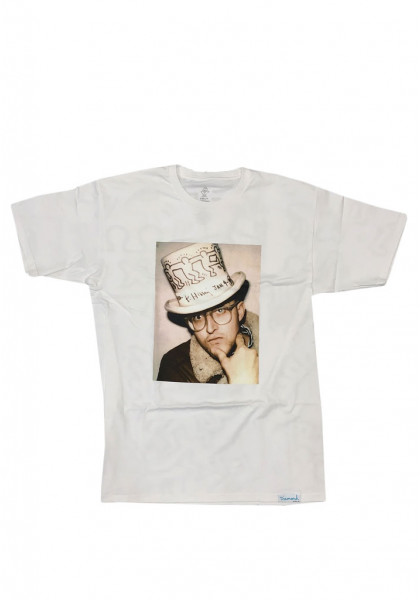 t-shirt-maniche-corte-uomo-diamond-k.-haring-in-a-hat-tee-white