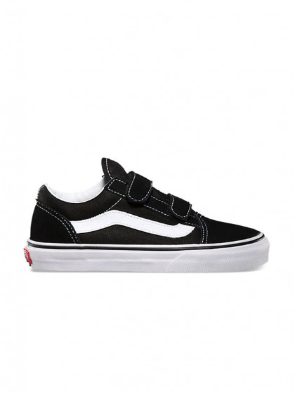 scarpe-skateboard-vans-junior-old-skool-v-black-white
