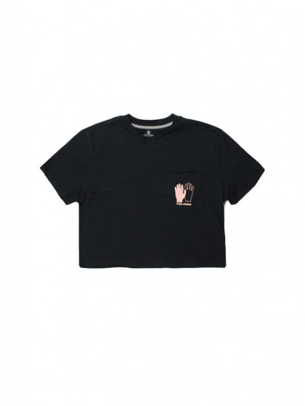 t-shirt-donna-volcom-pocket-dial-tee-black