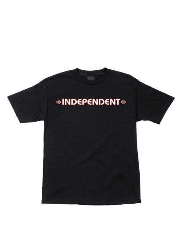 t-shirt-bambino-independent-youth-bar-cross-t-shirt-black
