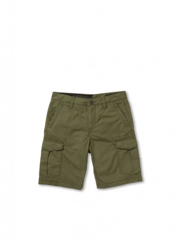 pantaloncino-bambino-volcom-miter-ii-cargo-short-army-green-combo
