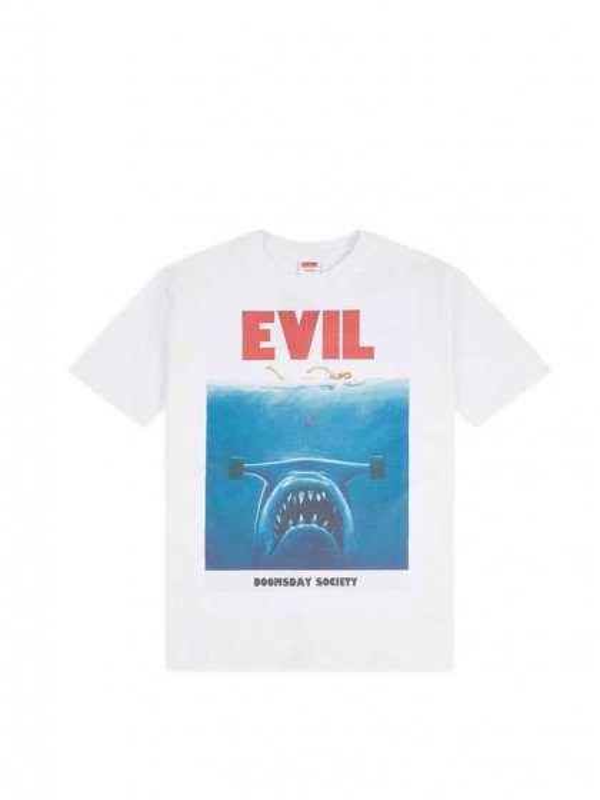 t-shirt-maniche-corte-uomo-doomsday-evil-jaws-t-shirt-white