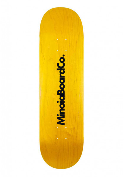 "tavola-skateboard-prime-wood-la-blank-maple-yellow-b-8.5""+-grip-omaggio"