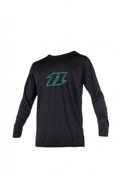 lycra-uomo-north-kiteboarding-quick-dry-ls-tee-900-black