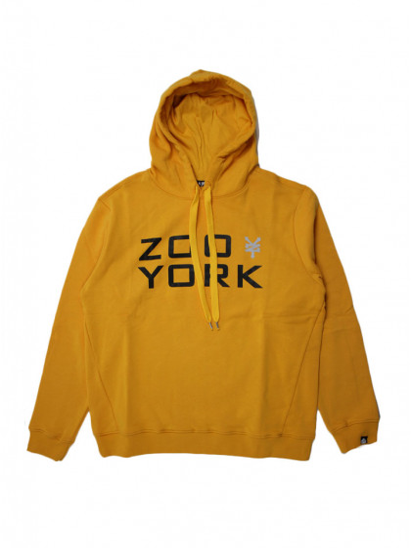 felpa-cappuccio-uomo-zoo-york-logo-ocra