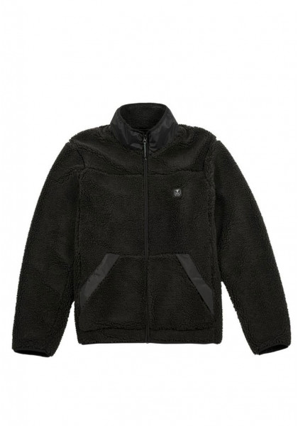 felpa-girocollo-uomo-vissla-donoma-high-pile-sherpa-fleece-black