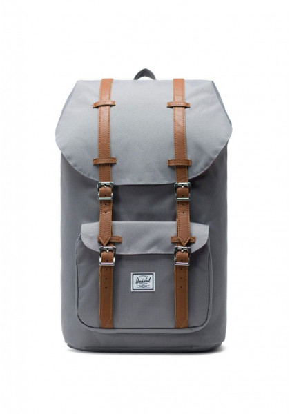 zaino-herschel-little-america-grey-tan-synthetic-leather