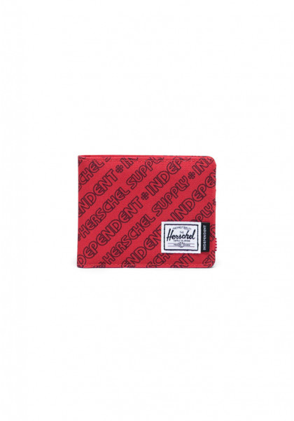 portafoglio-herschel-independent-roy-rfid-independent-unified-red-red-camo