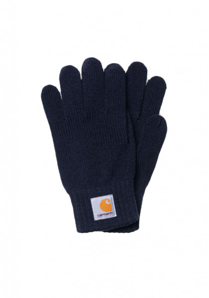 sciarpa-e-guanti-carhartt-watch-gloves-dark-navy