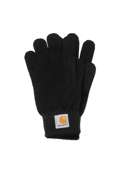 sciarpa-e-guanti-carhartt-watch-gloves-black