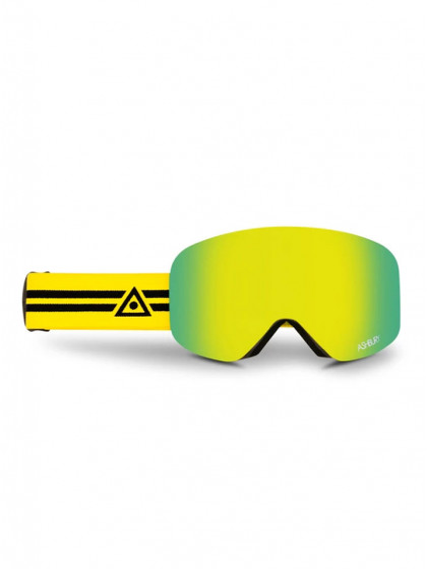 maschera-da-snowboard-ashbury-hornet-lenix-+-bonus-lens-gold-mirror-unico