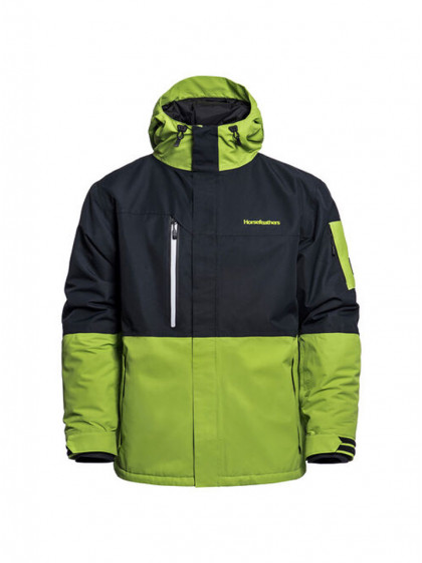 giacca-snowboard-uomo-horsefeathers-ripple-jacket-macaw-green