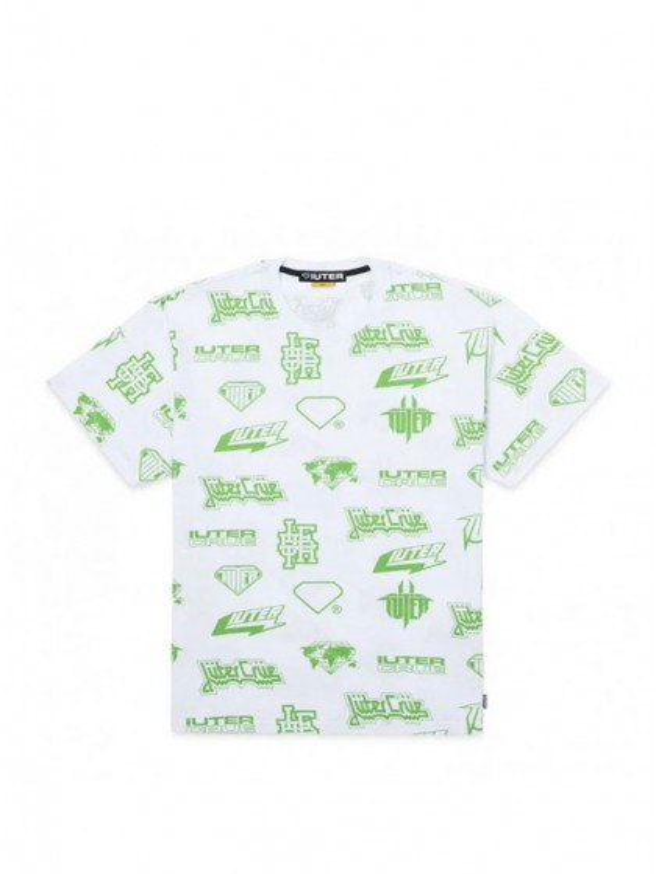 t-shirt-maniche-corte-uomo-iuter-horns-allover-tee-white
