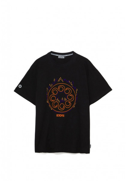 t-shirt-maniche-corte-uomo-octopus-more-fire-logo-tee-black
