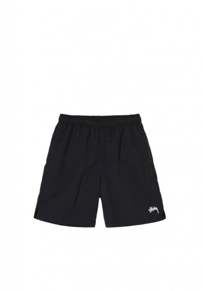 costume-da-bagno-uomo-stussy-stock-water-short-black