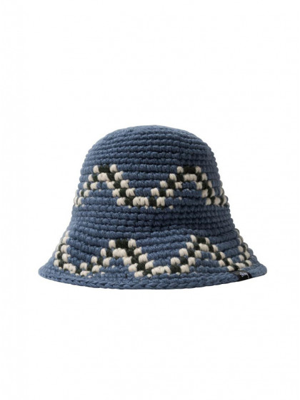 cappellino-stussy-giza-knit-bucket-hat-blue