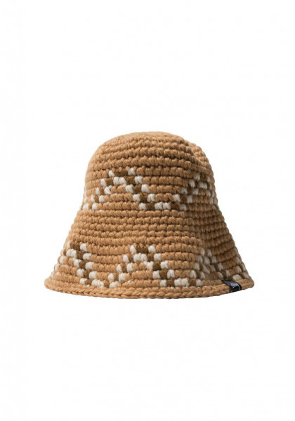 cappellino-stussy-giza-knit-bucket-hat-brown