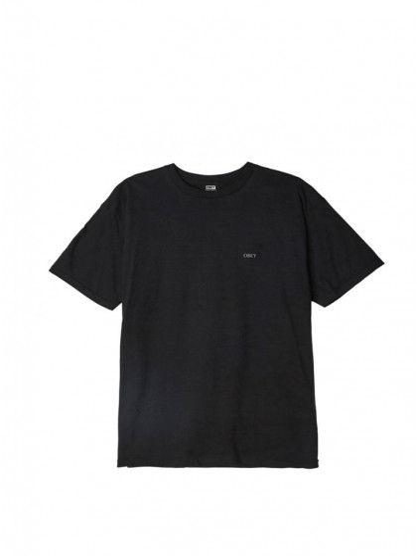 t-shirt-maniche-corte-uomo-obey-crosswalk-sign-classic-tee-black