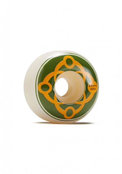 ruote-skateboard-satori-big-link-52mm-101a-green