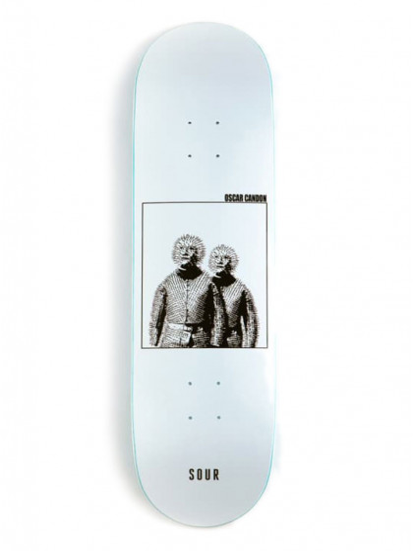 "tavola-skateboard-sour-bear-suit-oscar-7.875""-+-grip-omaggio"