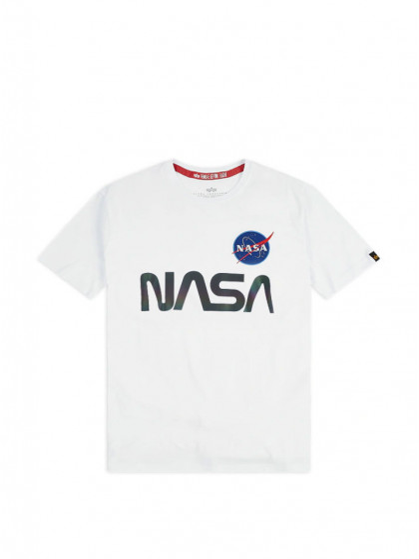 t-shirt-maniche-corte-uomo-alpha-industries-nasa-rainbow-reflective-white