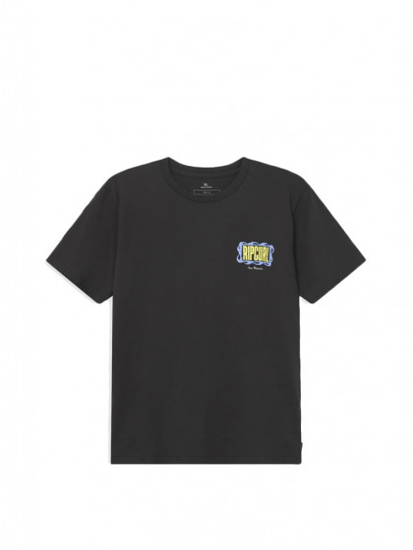 t-shirt-maniche-corte-uomo-rip-curl-mind-wave-logo-tee-washed-black