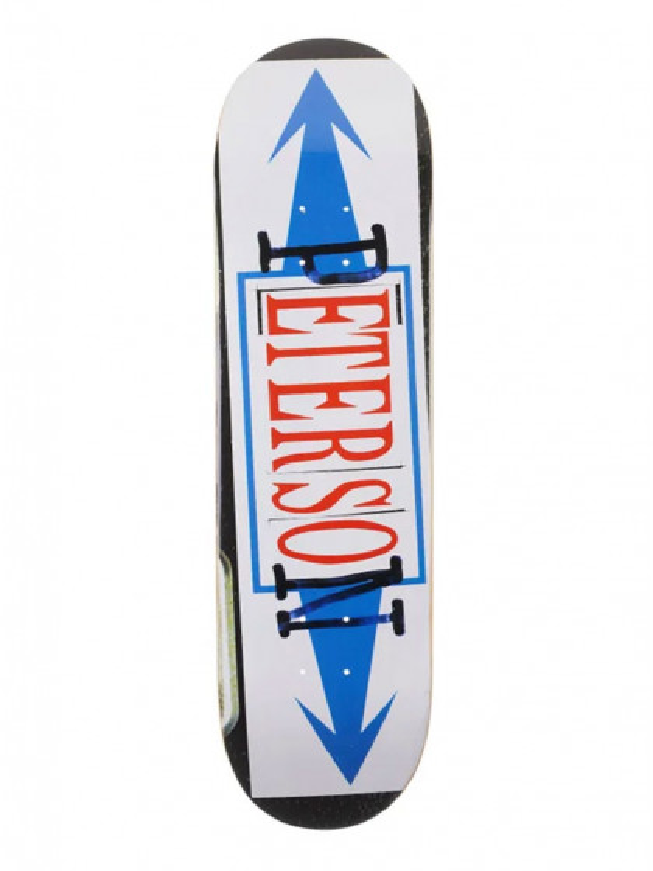 "tavola-skateboard-stereo-arrow-peterson-8.0""-+-grip-omaggio-unico"