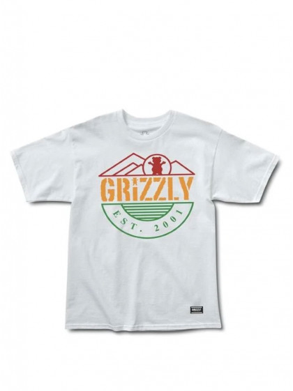 t-shirt-maniche-corte-uomo-grizzly-higher-standard-ss-tee-white
