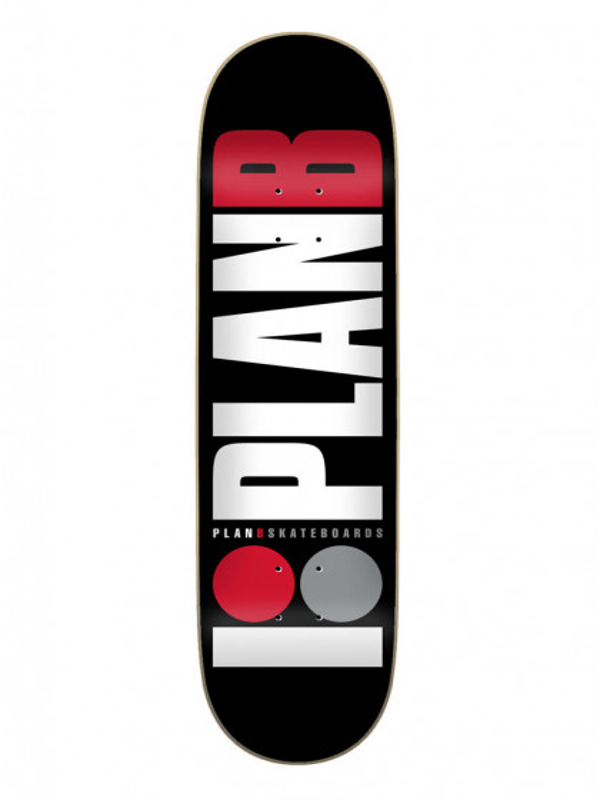 "tavola-skateboard-plan-b-team-red-7.75""-x-31.625"""
