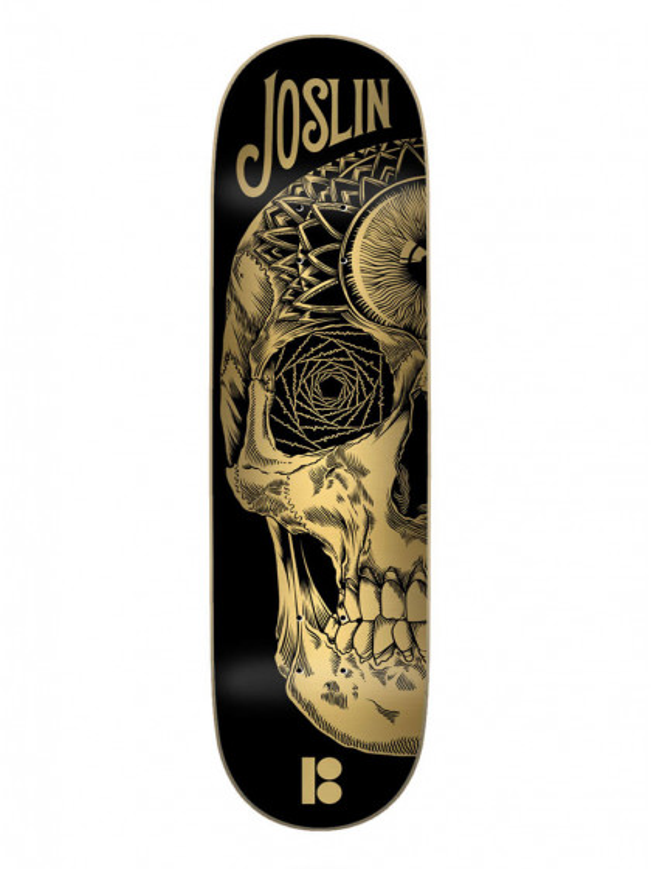 "tavola-skateboard-plan-b-palehorse-skull-joslin-8.0""-x-31.75"